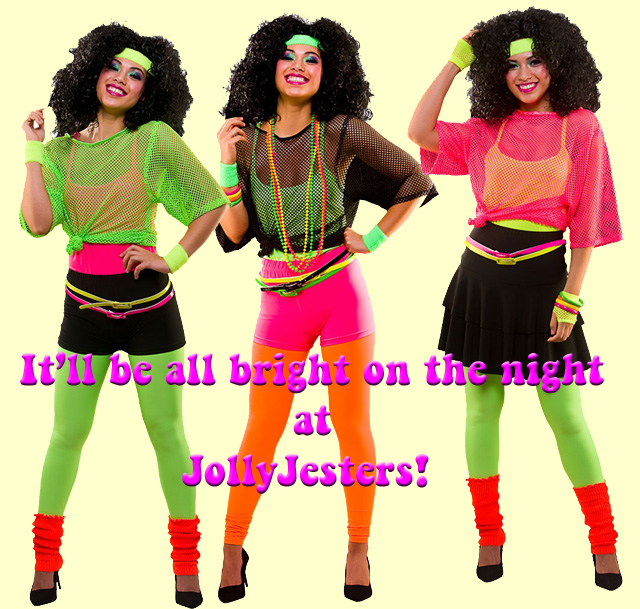 Jollyjesters - Costumes and Accessories for Fancy Dress Events